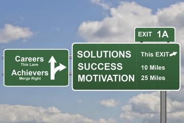 Marketing business concept