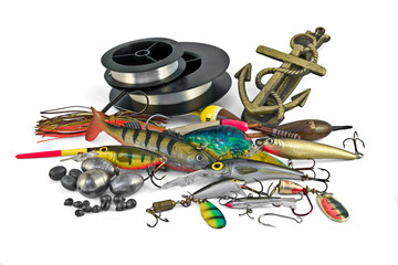 Everything for fishing