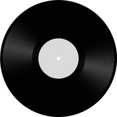 Vinyl disc illustration