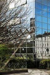 Dublin, office building