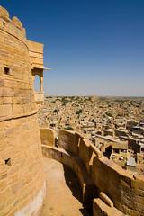 Jaisalmer, the golden city