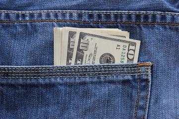Jeans Hose Dollar