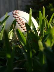 baseball close