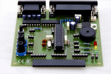 pic circuit chip board