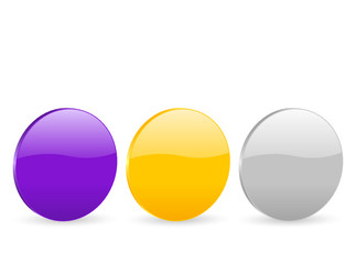 3d circle icon 2