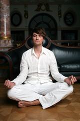 yoga mann