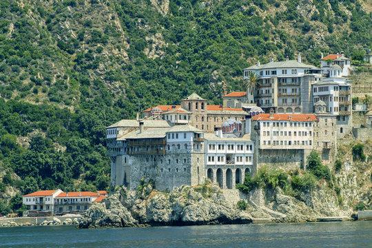 Mount Athos - Grigoriju Monastery
