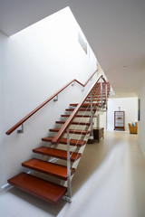 Foto op Plexiglas Trappen stair