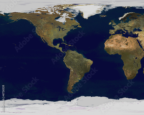 earth view map - HD 2200×1760