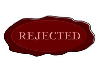 ellipse stamp rejected