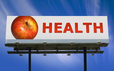 Health Billboard