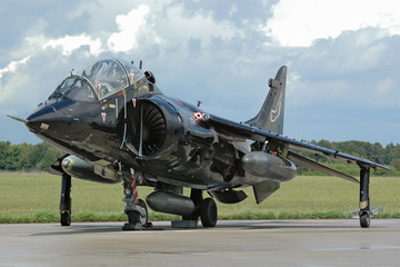 Fotobehang - Sea Harrier