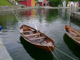 barque viking norvège