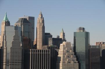 New York skyline wolkenkratzer