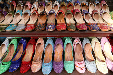 Arabic slippers