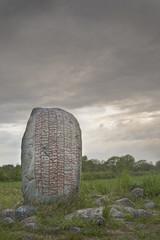 runic stone  from Öland