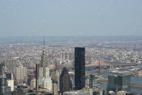 I famosi grattacieli di new york visti dall 39 alto for Immagini grattacieli di new york