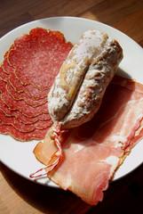 German cured meats