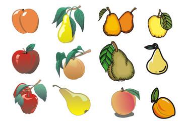 Coleccion Frutas