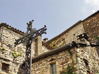 Kirche in der Ardèche