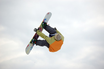 snowboard big air