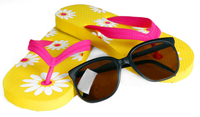 Flip Flops and Sunglasses