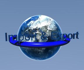 Logo Import & Export 0214