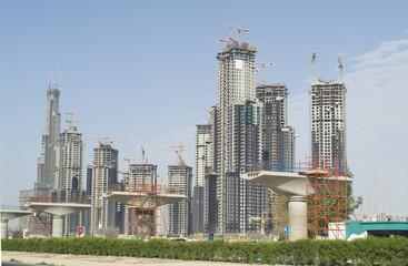 Bauwüste Dubai