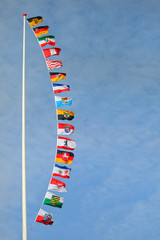 Flaggen der Bundesländer