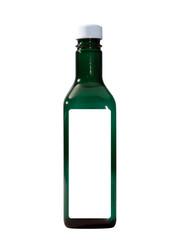 Bottle Isolated
