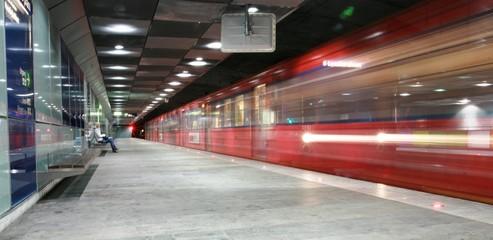 Oslo underground