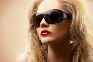 fashion blonde