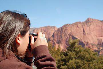 Female Travel Photographer