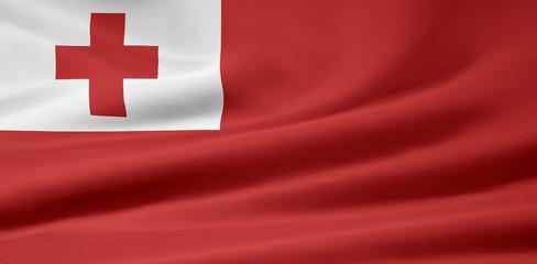 Tongaische Flagge