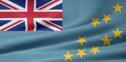 Tuvaluische Flagge