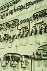 Musical low relief notes
