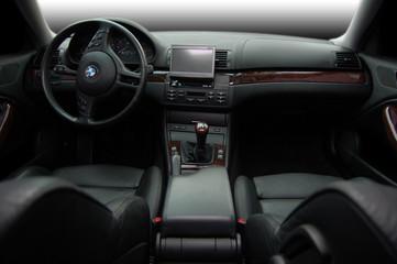 325 Ci BMW interior