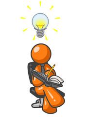 Orange Man Ideas