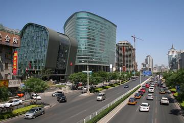 Fotobehang Beijing beijing City