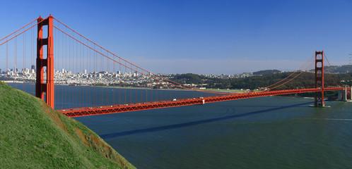 Golden Gate San Francisco Panorama