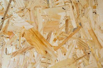 Sawdust.
