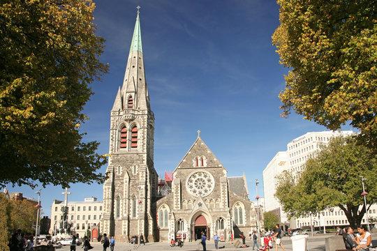 Christchurch - Neuseeland