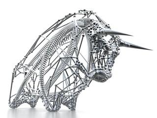 Steel bull