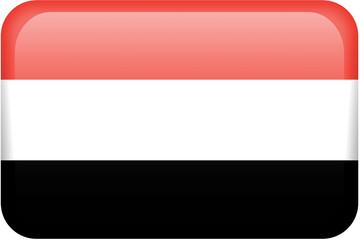 Republic of Yemen Flag Button