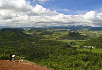 Panorama Auvergnat