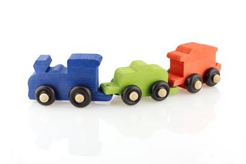 Toy train RGB
