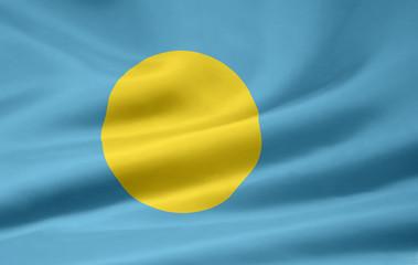 Palauische Flagge
