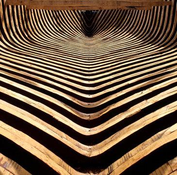 Structure de bateau