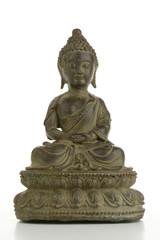 buddha front view