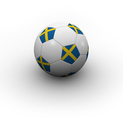 Swedish Soccer Ball